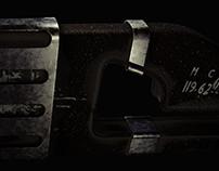 Sci-Fi Knife