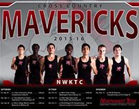 Athletic Poster Design