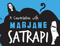 A Conversation with Marjane Satrapi at NAU
