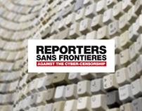 Reporters Sans Frontières // Ambient