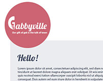 Web Design | Gabbyville