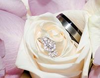 Hannah + Aaron : Wedding