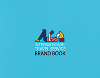 """developing a brand book for the company """" INTERNATIONAL"""