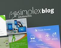 Simplex blog images