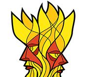 Agni, the God of Fire