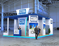 Exhibition Stand // MGT