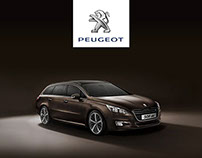 Peugeot 508 - Test Drive