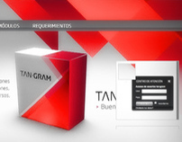 web: tangram