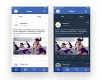 App news page