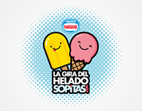 La Gira del Helado sopitas.com