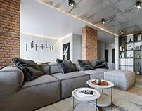 Loft Apartment | Ukraine