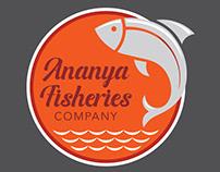 Logo for Ananya Fisheries