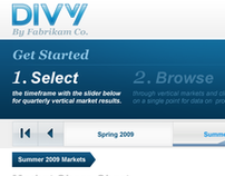 Silverlight Marketshare Demo App