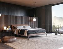 21-Project Poliform Bedroom- Saudi Arabia