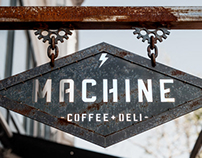 Machine Coffee + Deli