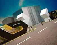 Al Azhar university - Gate