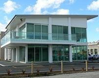 BNZ Building, Gisborne   Structural Concepts Ltd