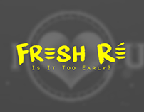 """""""Is It Too Early"""" // Kinetic Typography"""