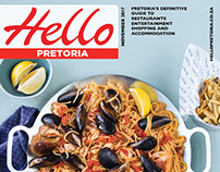 Hello Pretoria November Issue
