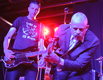 74 Kings, Charlie Bucket and Kerr's Cur Live 3rd Feb 18