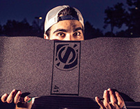 Longboard shoot - Matt Shahzade