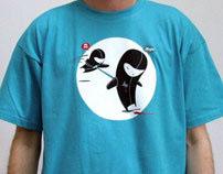 HumanArt.cz - Ninja! T-shirt