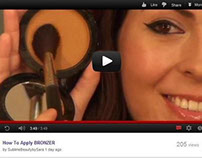 SublimeBeautyBySara You Tube Channel Tutorials