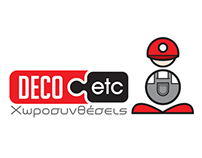 DECOetc | Logo & Corporate Identity Design