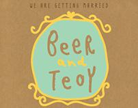 Wedding Invitation Card Design