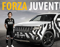 Juventus & Jeep Wallpaper