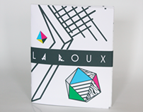 La Roux cd cover