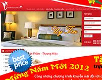 Nệm Việt Nam - Voucher Mừng năm mới 2012