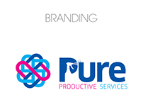 Pure Productive Services - Branding