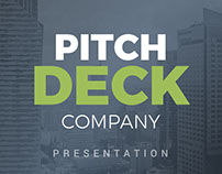 Pitch Deck Company Powerpoint Template