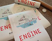 The Engine Room // Illustration & Animation