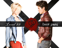 Level 99 + Level Jeans Campaign