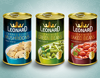 Leonard - Packaging Design