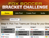 Foxsports : World Cup Bracket Challenge Game