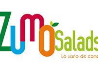 . Zumo Salads .