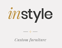 Instlye Brand Identity & Brand Application