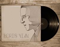 Boris Vian Font