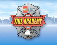LEGO FIRE ACADEMY