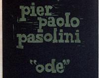 ODE - P.P. PASOLINI