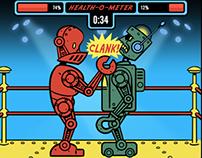 Rock 'M Sock 'M Robots