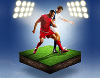 Football Isometric