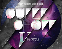 Super Show 5 Poster Fanmade