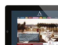 Armada Website Redesign