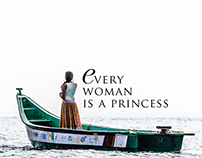 Every Women is a Princess - Prince Jewellery