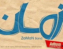 ZaMaN Band new logo