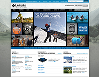 Columbia Sportsware